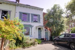 5 Bedroom Semi-Detached House on Devonshire Place, Exeter